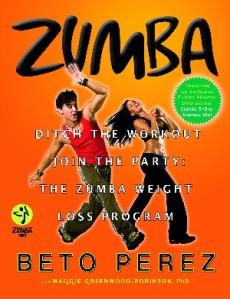Zumba book cover